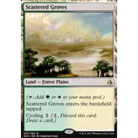Scattered Groves FOIL