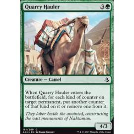 Quarry Hauler FOIL