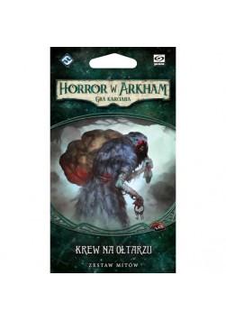 Horror w Arkham LCG: Krew na Ołtarzu [PL]