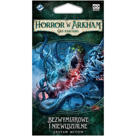 Horror w Arkham LCG: Bezwymiarowe i Niewidzialne [PL]