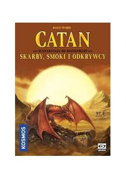 Catan - Skarby, Smoki i Odkrywcy