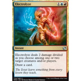 Electrolyze