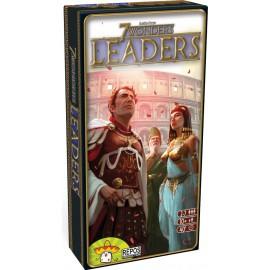 Gra 7 Cudów Świata: Liderzy