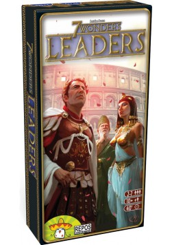 7 Cudów Świata: Liderzy