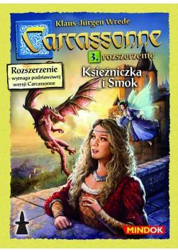 Carcassonne: Księżniczka i Smok