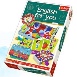 Mały Odkrywca: English for you