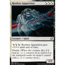 Restless Apparition