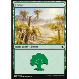 Forest Amonkhet FOIL 269