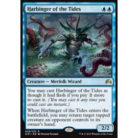Harbinger of the Tides