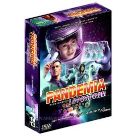 Pandemia (Pandemic): Laboratorium