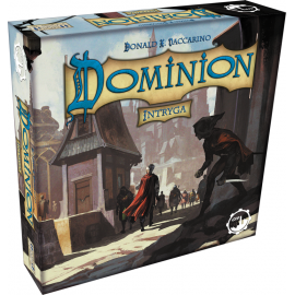 Dominion: Intryga