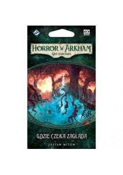 Horror w Arkham LCG: Gdzie czeka Zagłada [PL]